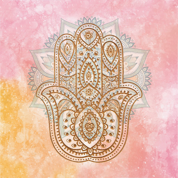 Meaning Of Hamsa Hand Symbol One Tribe Apparel