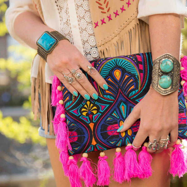 Coachella boho bag