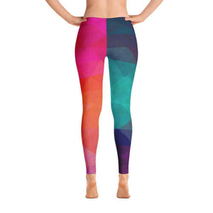 All Day Comfort Charisma Leggings XS / Multicolor Women - Apparel - Activewear - Leggings