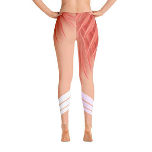 All Day Comfort Venture Pro Wild Life Leggings XS / Pink Women - Apparel - Activewear - Leggings