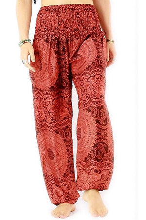 Bronze Honey Hive Harem Pant Standard / Bronze Harem Pants