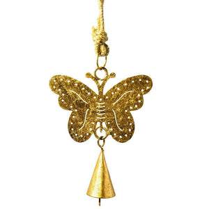 Butterfly Cutout Chime - Mira (GC) Bell