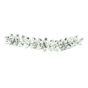 Climbing Vine Hair Comb Silver Women - Accessories - Hair Accessories