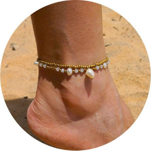 Colorful Tribal Beach Anklets/Bracelets 25 Anklets