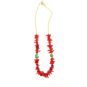 Coral Splash Women - Jewelry - Necklaces