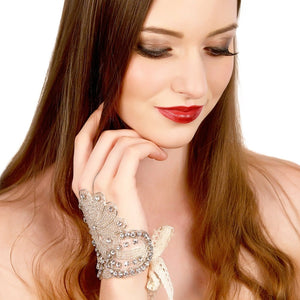 Deco Beaded Bracelet Women - Jewelry - Bracelets