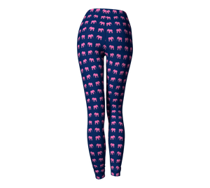 Elephant Leggings Women - Apparel - Activewear - Leggings