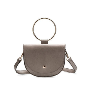 Felix Pewter Crossbody Bag Women - Bags - Crossbody