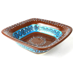 Flared Serving Bowl - Chocolate (GC) Encantada