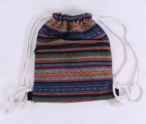 Globetrotter Aztec Backpack Bags