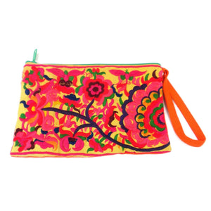 Groovy Grab n' Go Clutch - Dijon  (GC) Purses And Pouches