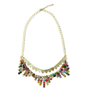 Kantha Tribal Necklace - assorted (GC) WorldFinds