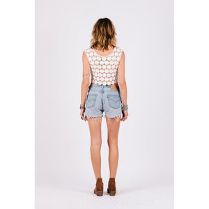 LAZY DAISY CROP TOP Women - Apparel - Shirts - Crop