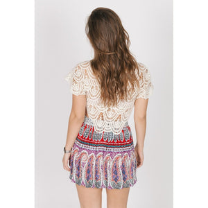 LOVE SPELL MINI SKIRT Women - Apparel - Skirts - Mini
