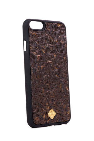 MMORE Organika Coffee Apple iPhone case Black / iPhone 5/5S/SE Home - Electronics