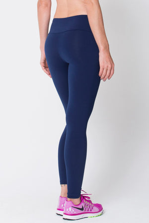 Navy Essential Legging Women - Apparel - Activewear - Leggings