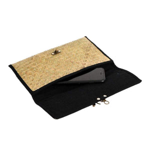 Rattan Hmong Clutch Women - Bags - Clutches & Evening