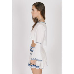 SANTORINI MINI SKIRT Women - Apparel - Skirts - Mini