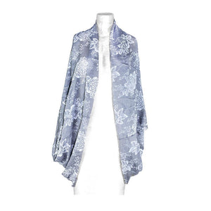 Spring Suit -Denim Blue Women - Accessories - Scarves