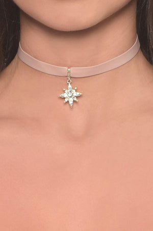 Stardust Choker in Pink Women - Jewelry - Necklaces