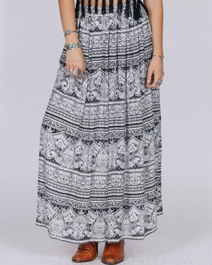THE LEXI MAXI SKIRT Women - Apparel - Dresses - Maxi