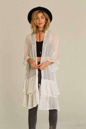 TIMELESS ROMANCE CAFTAN Women - Apparel - Shirts - Tunics