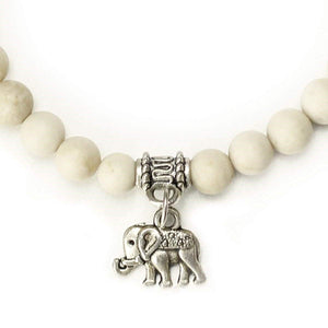 White Elephant Bracelet - Optimism & Hope Women - Jewelry - Bracelets