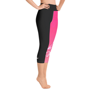 Women's Active Comfort Sport Lily Capri Leggings Women - Apparel - Activewear - Leggings