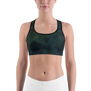 Women's Moisture Wicking O.U.R. Outdoors Sports Bra (white & black piping) Black / XS Women - Apparel - Activewear - Sports Bras