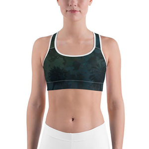 Women's Moisture Wicking O.U.R. Outdoors Sports Bra (white & black piping) White / XS Women - Apparel - Activewear - Sports Bras