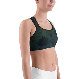 Women's Moisture Wicking O.U.R. Outdoors Sports Bra (white & black piping) Women - Apparel - Activewear - Sports Bras
