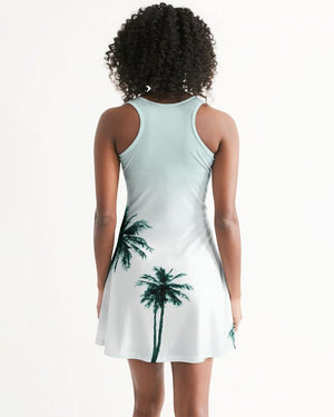 Women's Palm Life Casual Racerback Dress Women - Apparel - Dresses - Casual