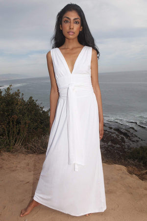 Womens Empress Dress S / White Women - Apparel - Dresses - Maxi