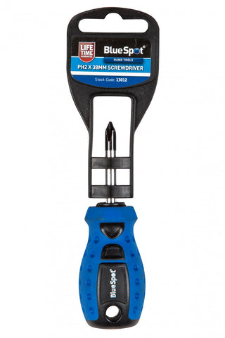 BlueSpot PH2 x 38mm Screwdriver