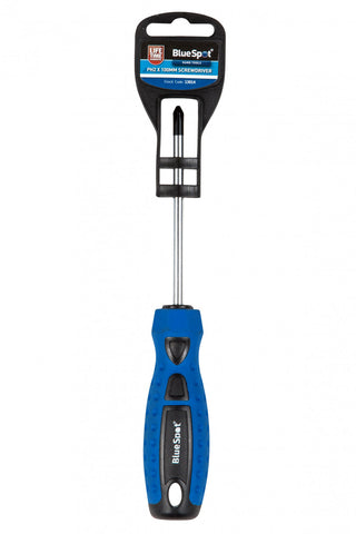 BlueSpot PH2 x 100mm Screwdriver