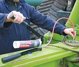 Speedy Grease Grease Gun System (1 off)