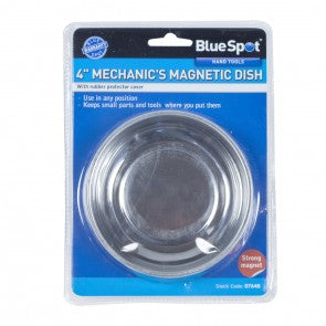 "BlueSpot 100mm (4"") Mechanics Magnetic Dish"