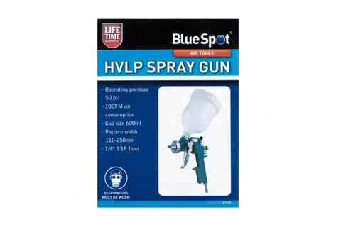 BlueSpot HVLP Spray Gun