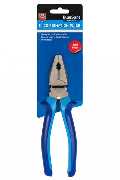 "BlueSpot 200mm (8"") Combination Plier"