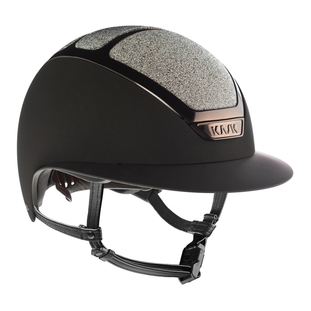 Kask Star Lady Swarovski Carpet Riding Helmet - Just Riding Premium Equestrian Shop  - 1