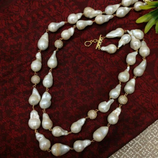Dazzling Baroques Necklace