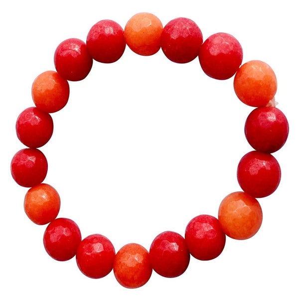 La Tomatina Red bracelet [product_color]- Deara Fashion Accessories