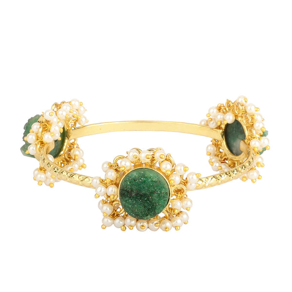 Gorgeous Green Bracelet