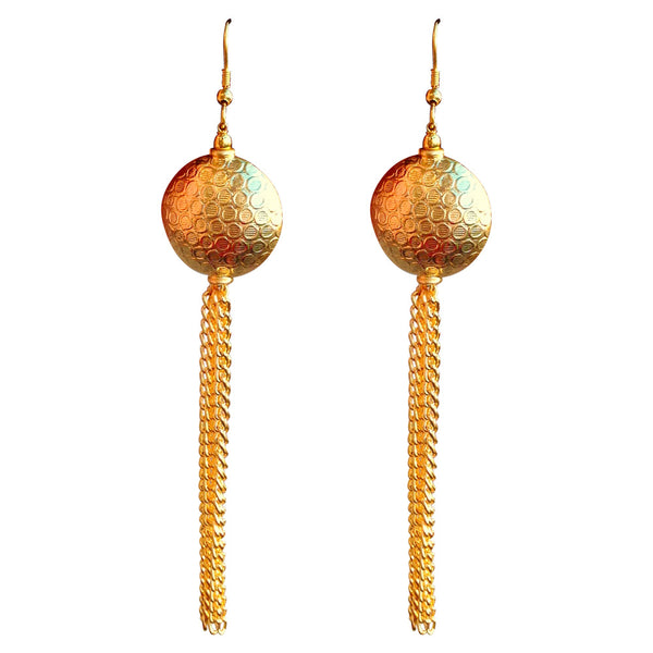 Golden Rage Earring [product_color]- Deara Fashion Accessories