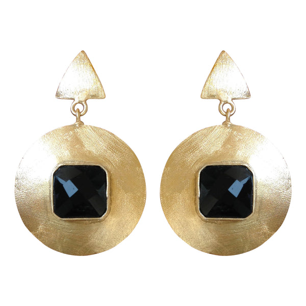Little Black Dot Earring [product_color]- Deara Fashion Accessories