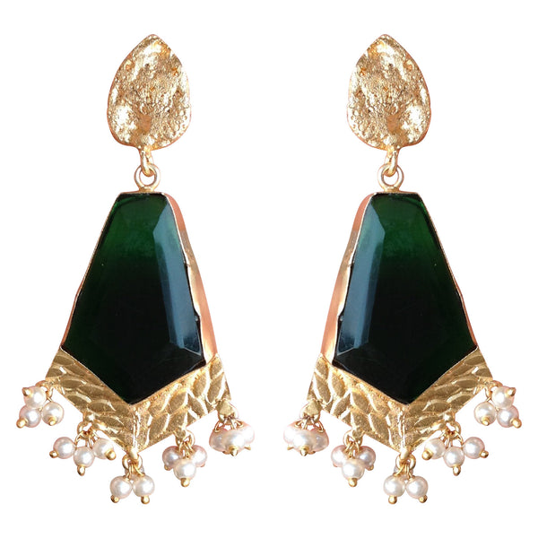 Green Dream Earring [product_color]- Deara Fashion Accessories