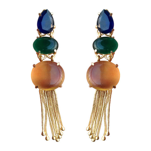 Earthy Enchantress Earring [product_color]- Deara Fashion Accessories