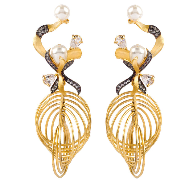 Dancing Damsels Earrings