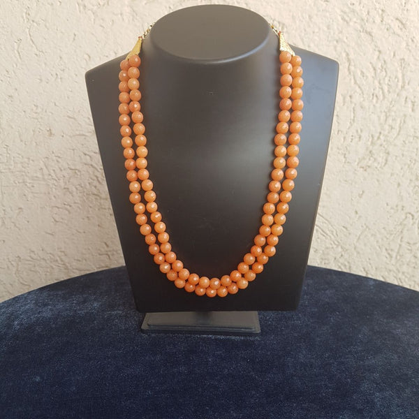 Peach Punch Delight Necklace