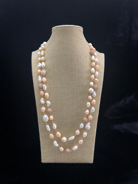 Splendid Freshwater Pearls Necklace